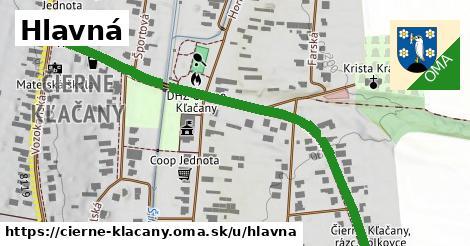 ilustrácia k Hlavná, Čierne Kľačany - 0,72km