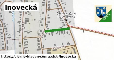 ilustrácia k Inovecká, Čierne Kľačany - 163m