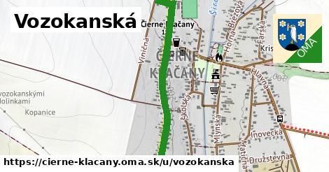 ilustrácia k Vozokanská, Čierne Kľačany - 0,95km