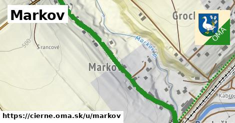 ilustrácia k Markov, Čierne - 578m