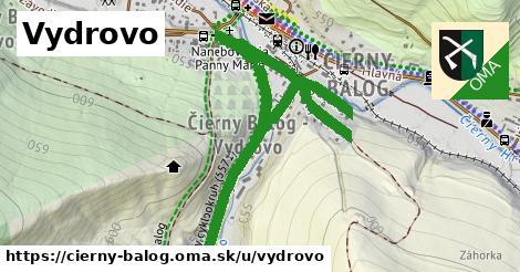 ilustrácia k Vydrovo, Čierny Balog - 1,76km