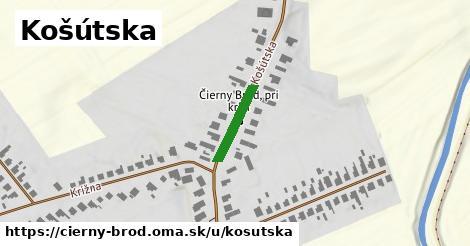 ilustrácia k Košútska, Čierny Brod - 136m