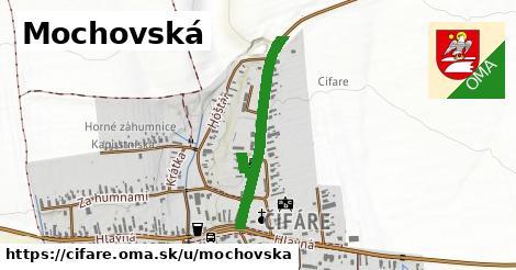 ilustrácia k Mochovská, Čifáre - 660m