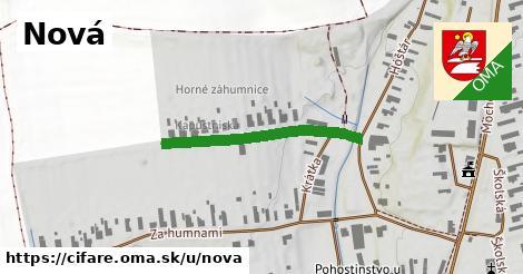 ilustrácia k Nová, Čifáre - 289m