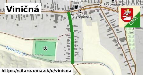 ilustrácia k Viničná, Čifáre - 268m