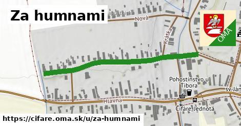 ilustrácia k Za humnami, Čifáre - 487m