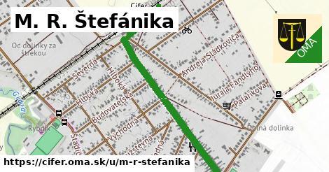 ilustrácia k M. R. Štefánika, Cífer - 0,89km