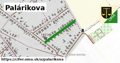 ilustrácia k Palárikova, Cífer - 231m