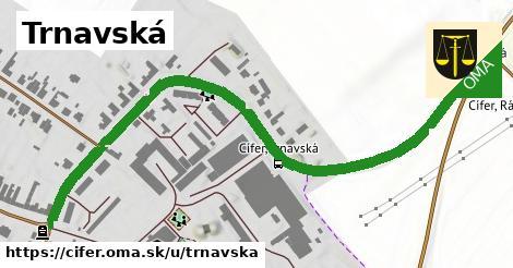 ilustrácia k Trnavská, Cífer - 0,84km