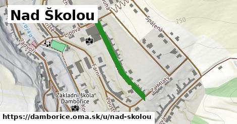 ilustrácia k Nad Školou, Dambořice - 286m