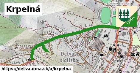 ilustrácia k Krpeľná, Detva - 1,18km