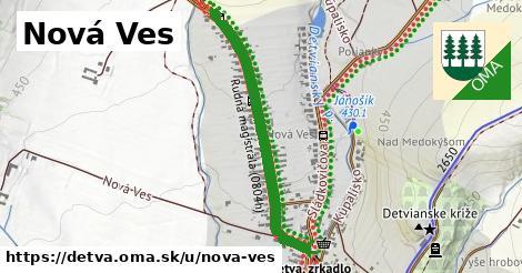 ilustrácia k Nová Ves, Detva - 0,79km