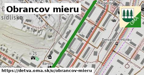 ilustrácia k Obrancov mieru, Detva - 514m