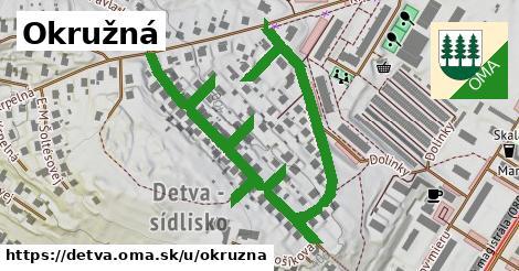 ilustrácia k Okružná, Detva - 0,97km