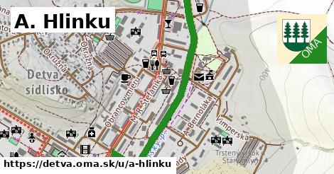 ilustrácia k A. Hlinku, Detva - 1,06km