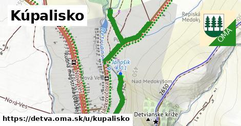 ilustrácia k Kúpalisko, Detva - 1,03km