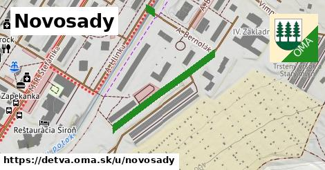 ilustrácia k Novosady, Detva - 480m