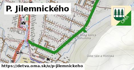 ilustrácia k P. Jilemnického, Detva - 1,15km