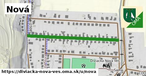 ilustračný obrázok k Nova, Diviacka Nová Ves