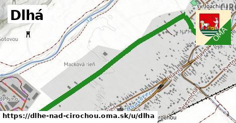 ilustrácia k Dlhá, Dlhé nad Cirochou - 1,40km