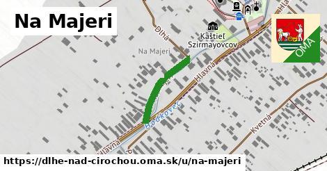 ilustrácia k Na majeri, Dlhé nad Cirochou - 184m