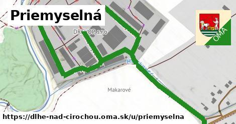 ilustrácia k Priemyselná, Dlhé nad Cirochou - 1,01km