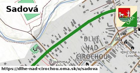 ilustrácia k Sadová, Dlhé nad Cirochou - 570m