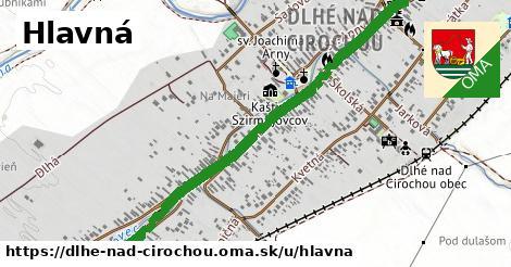 ilustrácia k Hlavná, Dlhé nad Cirochou - 3,3km