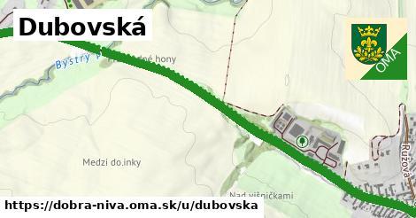 ilustračný obrázok k Dubovská, Dobrá Niva