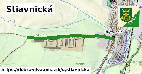 ilustrácia k Štiavnická, Dobrá Niva - 0,92km