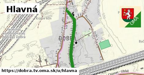 ilustrácia k Hlavná, Dobrá, okres TV - 660m