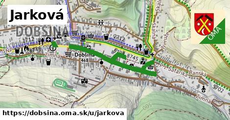 ilustrácia k Jarková, Dobšiná - 662m