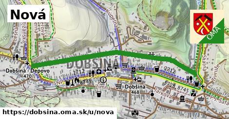 ilustračný obrázok k Nová, Dobšiná