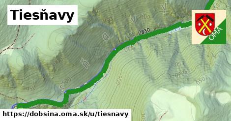 ilustrácia k Tiesňavy, Dobšiná - 1,59km