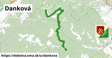 ilustrácia k Danková, Dobšiná - 8,5km