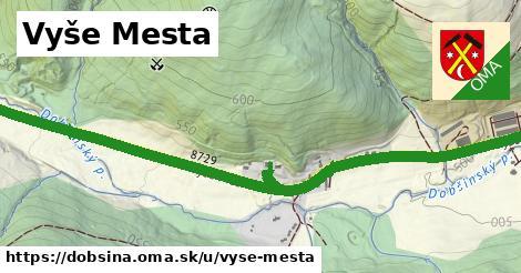 ilustrácia k Vyše Mesta, Dobšiná - 6,1km