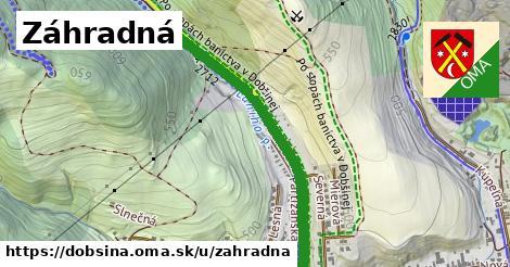 ilustrácia k Záhradná, Dobšiná - 0,96km
