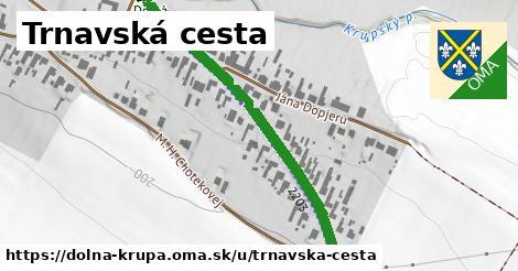 ilustrácia k Trnavská cesta, Dolná Krupá - 504m