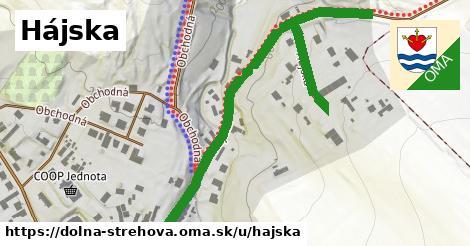 ilustrácia k Hájska, Dolná Strehová - 0,82km