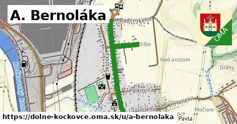 ilustrácia k A. Bernoláka, Dolné Kočkovce - 0,72km
