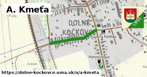 ilustrácia k A. Kmeťa, Dolné Kočkovce - 250m