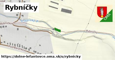 ilustrácia k Rybníčky, Dolné Lefantovce - 42m