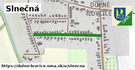 ilustrácia k Slnečná, Dolné Lovčice - 376m