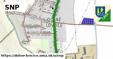 ilustrácia k SNP, Dolné Lovčice - 1,05km
