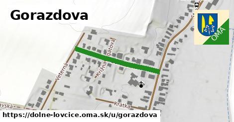 ilustrácia k Gorazdova, Dolné Lovčice - 279m