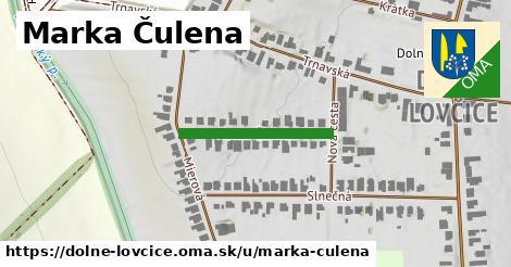 ilustrácia k Marka Čulena, Dolné Lovčice - 221m