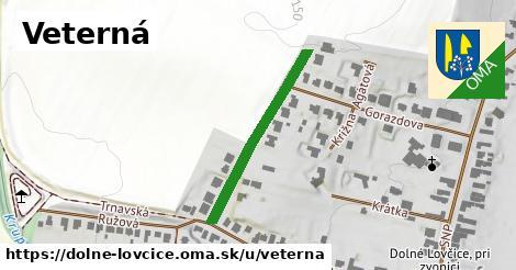 ilustrácia k Veterná, Dolné Lovčice - 243m