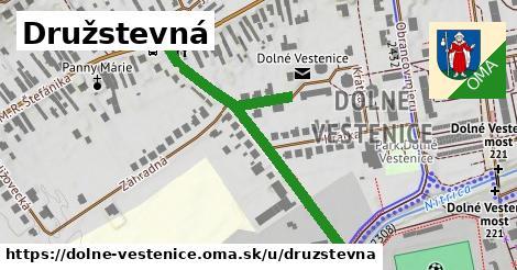 ilustrácia k Družstevná, Dolné Vestenice - 406m