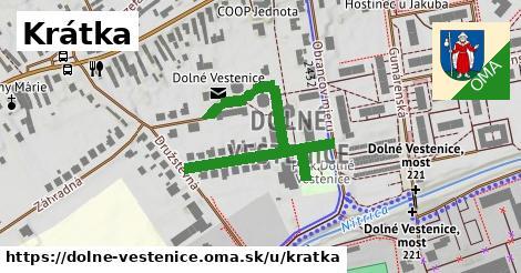 ilustrácia k Krátka, Dolné Vestenice - 217m