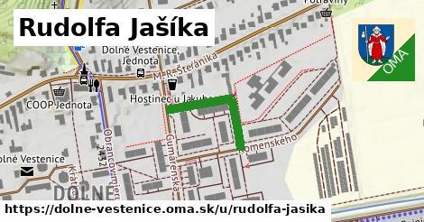 ilustrácia k Rudolfa Jašíka, Dolné Vestenice - 208m